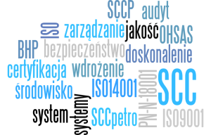 Wrdażanie systemów ISO OHSAS SCC
